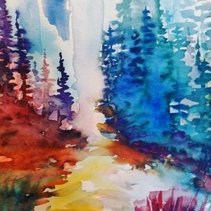 Beautiful 🌲 painting